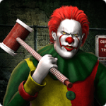 Horror Clown Survival v 1.20 Hack mod apk (Monster does not automatically attack)