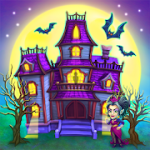 Monster Farm Happy Ghost Village Witch Mansion v 1.53 Hack mod apk (Unlimited Money)