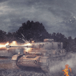 Panzer War v 2020.5.2.9 Hack mod apk (Free Shopping)