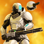 CyberSphere TPS Online Action Shooting Game v 1.97 Hack mod apk (Mod Money / Free Shopping)