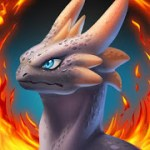 DragonFly Idle games Merge Dragons & Shooting v 2.6 Hack mod apk  (Unlimited Gold / Diamonds / Stones)