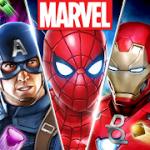 MARVEL Puzzle Quest Join the Super Hero Battle! v 208.537219 Hack mod apk (Unlimited Money)