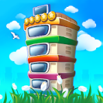 Pocket Tower Building Game & Megapolis Kings v 3.15.10 Hack mod apk (Unlimited Money)