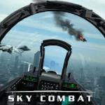 Sky Combat war planes online simulator PVP v 1.0 Hack mod apk (endless rockets)