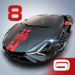 Asphalt 8 Airborne Fun Real Car Racing Game v 5.3.1a Hack mod apk (Unlimited Money)