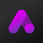 Athena Dark Icon Pack  Dark Squircle Icons 2.4 APK Patched