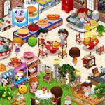 Cafeland World Kitchen v 2.1.44 Hack mod apk (Unlimited Money)