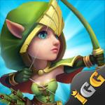 Castle Clash Guild Royale v 1.8.11 Online  apk