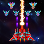 Galaxy Attack Alien Shooter v 28.7 Hack mod apk (Unlimited Money)