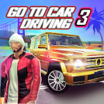 Go To Car Driving 3 v 1.4 Hack mod apk  (Unlimited diamonds)