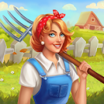 Jane's Farm Farming Game Build your Village v 9.2.1 Hack mod apk (Unlimited Money)
