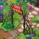 Lily's Garden v 1.78.0 Hack mod apk  (Unlimited Gold Coins / Star)