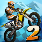 Mad Skills Motocross 2 v 2.22.1340 Hack mod apk  (Rockets / Unlocked)