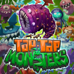 Tap Tap Monsters  Evolution Clicker v 1.6.0 Hack mod apk (Free monsters / Infinite space)