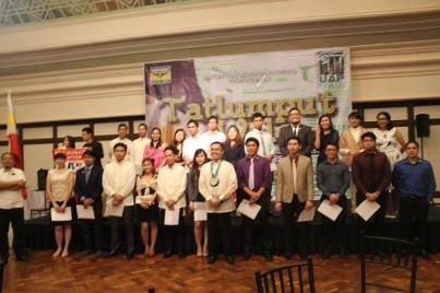 Induction of New Members