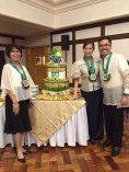 Chapter Cake Cutting