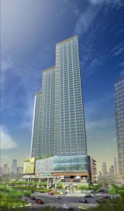 Alphaland Makati Place/ Ayala Ave cor Malugay/ Wong & Ouyang, Casas