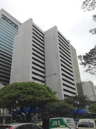 Citibank Tower/ Paseo de Roxas/ Locsin