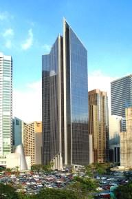 GT International Tower/ Ayala Ave/ Kohn Pedersen Fox, GF&Partners