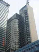 PLDT Tower/ Makati Ave/ PRSP
