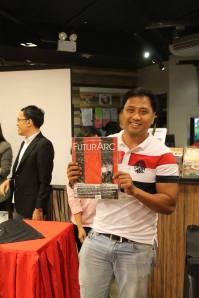 Raffles: FuturArc Magazines
