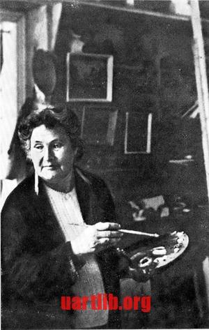 Тетяна Яблонська