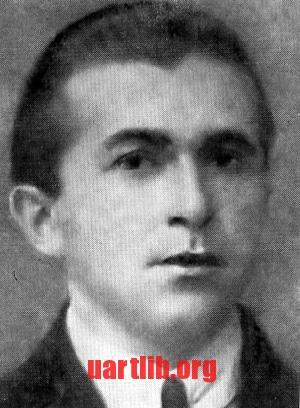 Юрій Вовк