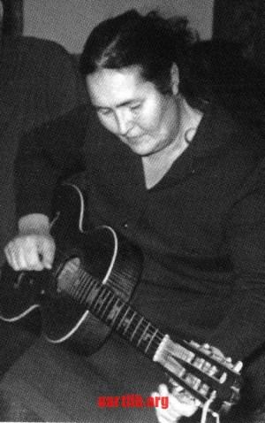 Тетяна Яблонська. 1973 рік.