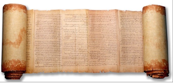 A 2000 Year Old Dead Sea Scroll Matches Closely to What We Have Today