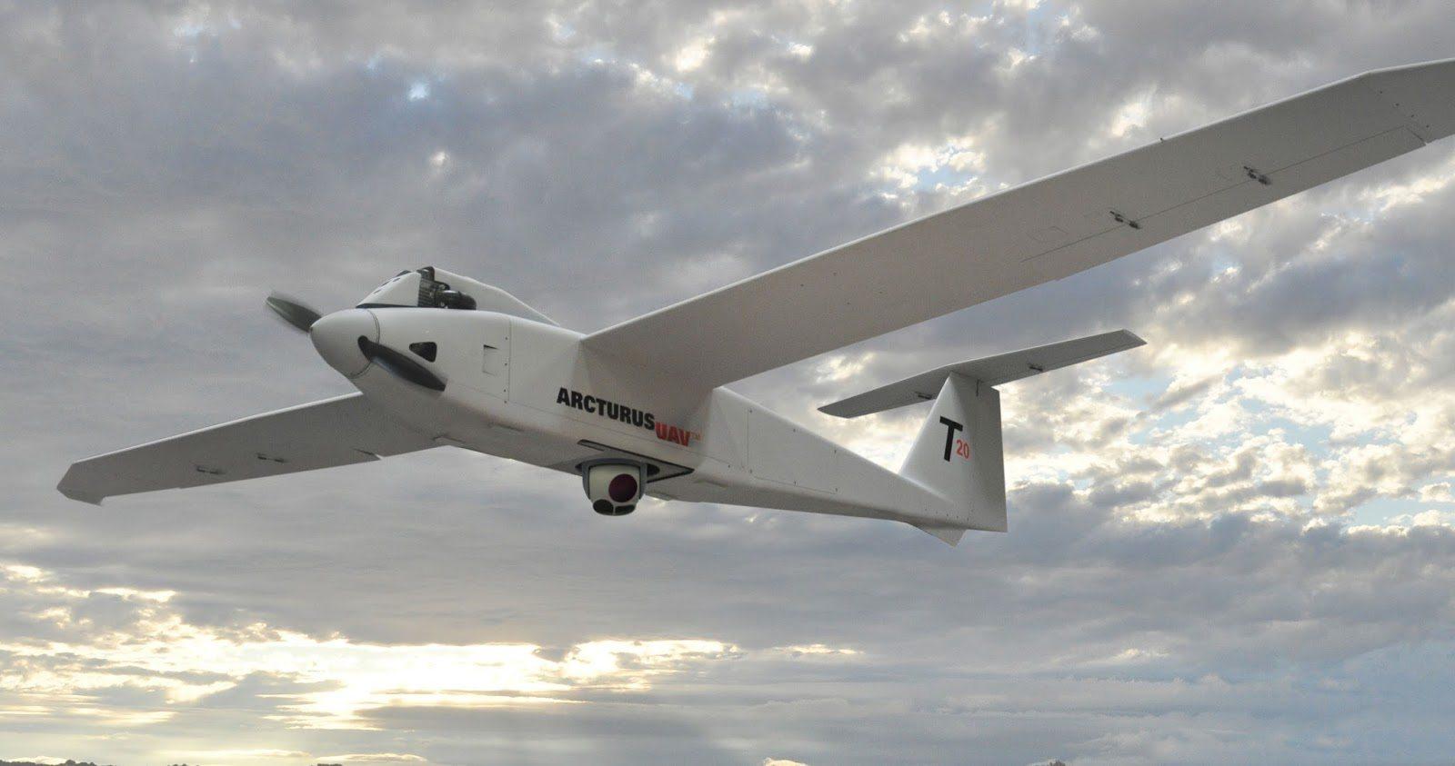 Arcturus_T-20_UAV