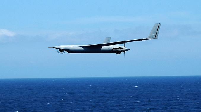 ScanEagle Unmanned Aircraft System with ViDAR