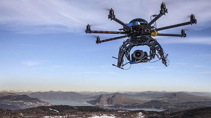 Drone sales