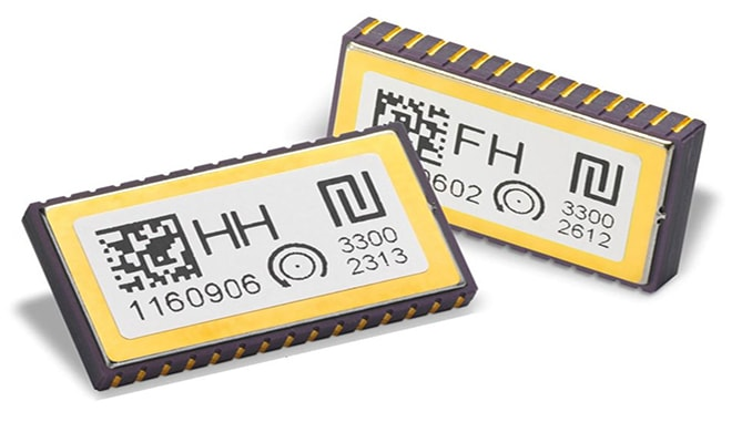 Tronics' highly advanced MEMS Gyro sensors