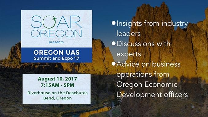 Oregon's First UAS Summit