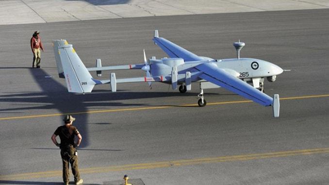 Australia retires Heron 1 UAVs