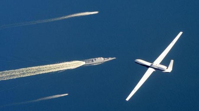 Northrop Grumman Receives Contract For MQ-4C Triton Surveillance UAS