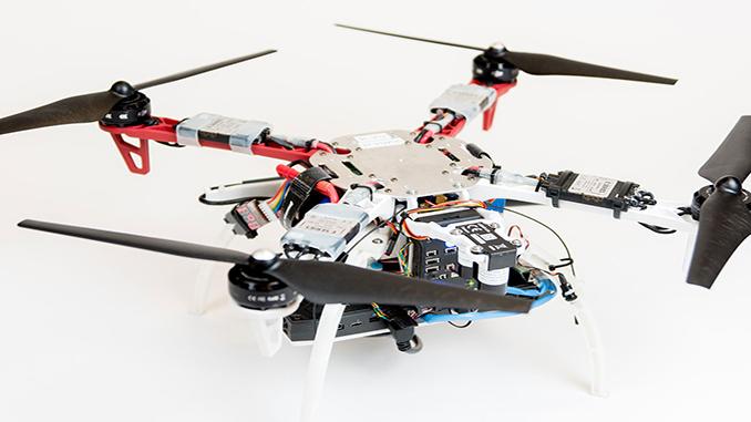 Draper Equips UAVs with Vision for GPS-denied Navigation