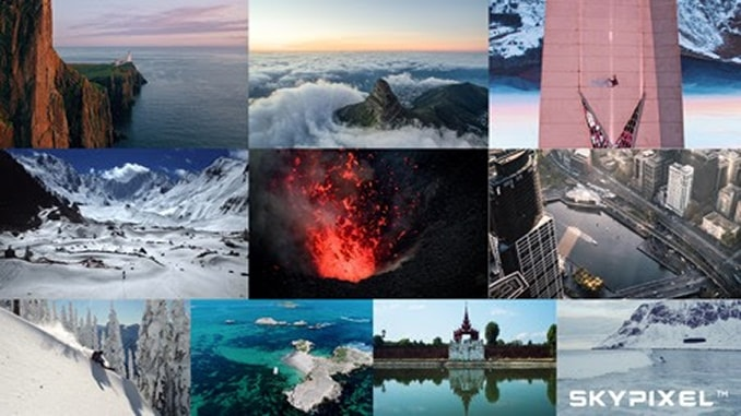 DJI And SkyPixel Announce Some Of The Best Aerial Videos Captured From Around The World