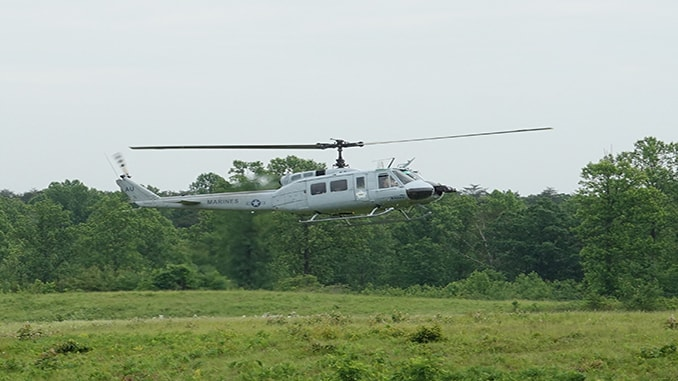 Aurora's Optionally-Piloted UH-1H
