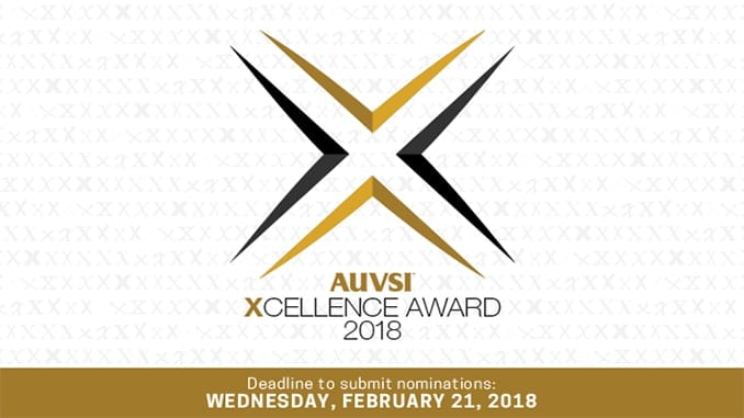 AUVSI XCELLENCE Awards
