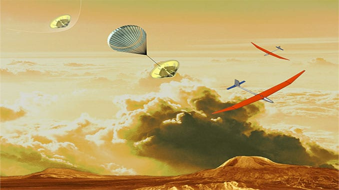 Black Swift Technologies Awarded NASA Contract to Develop UAS for Atmospheric Observations of Venus