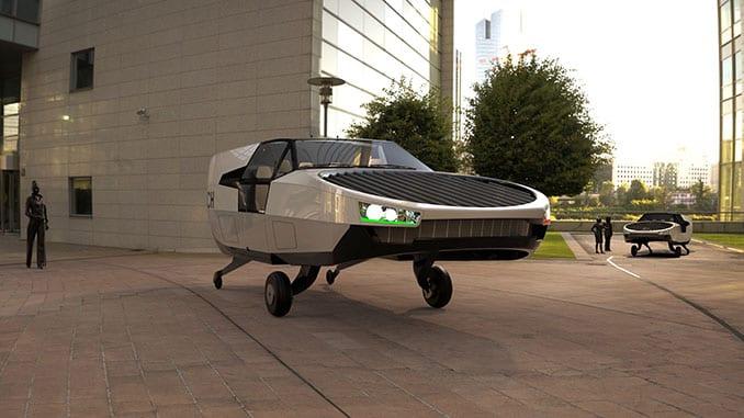 Urban Aeronautics Launches Full Scale Development of CityHawk