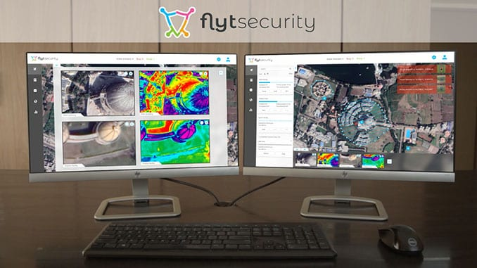 FlytSecurity -- Transforming Drone Security & Surveillance Operations