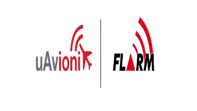 uAvionix and FLARM Technology today announced a partnership