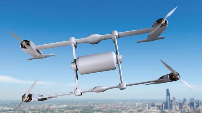 Bell's Autonomous Pod Transport 70