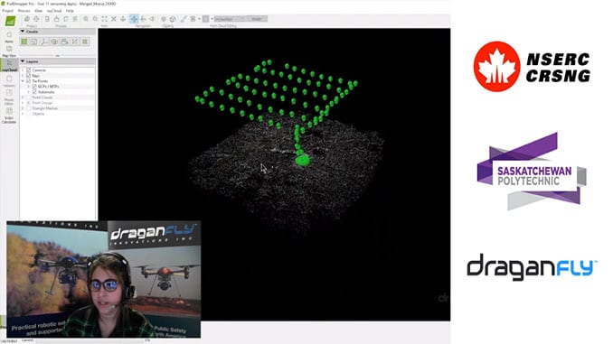 """Knowledge Base Presented By Draganfly """"Interactive Mapping Tutorial of Real-World Crime Scene"""""""