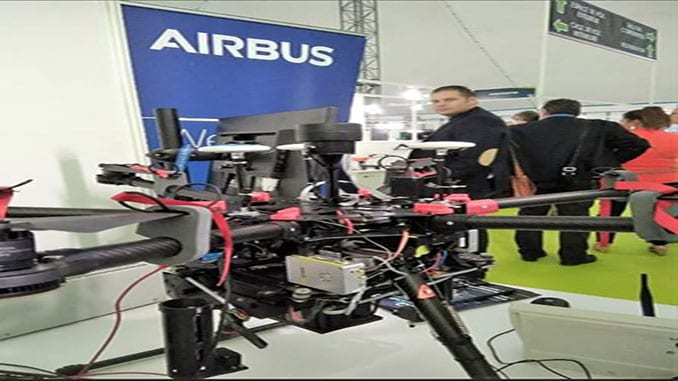 Airbus Integrates Mobilicom's SkyHopper Solution into Its Innovation Drone Platform