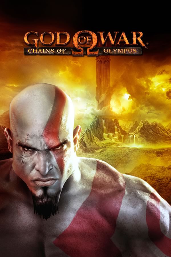 Poster do filme God of War: Chains of Olympus
