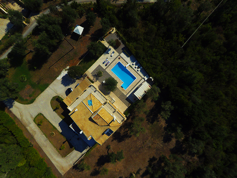Drone images in real estate