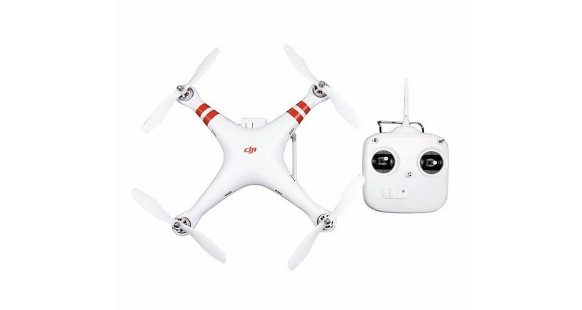 dji quadcopter uav drone review